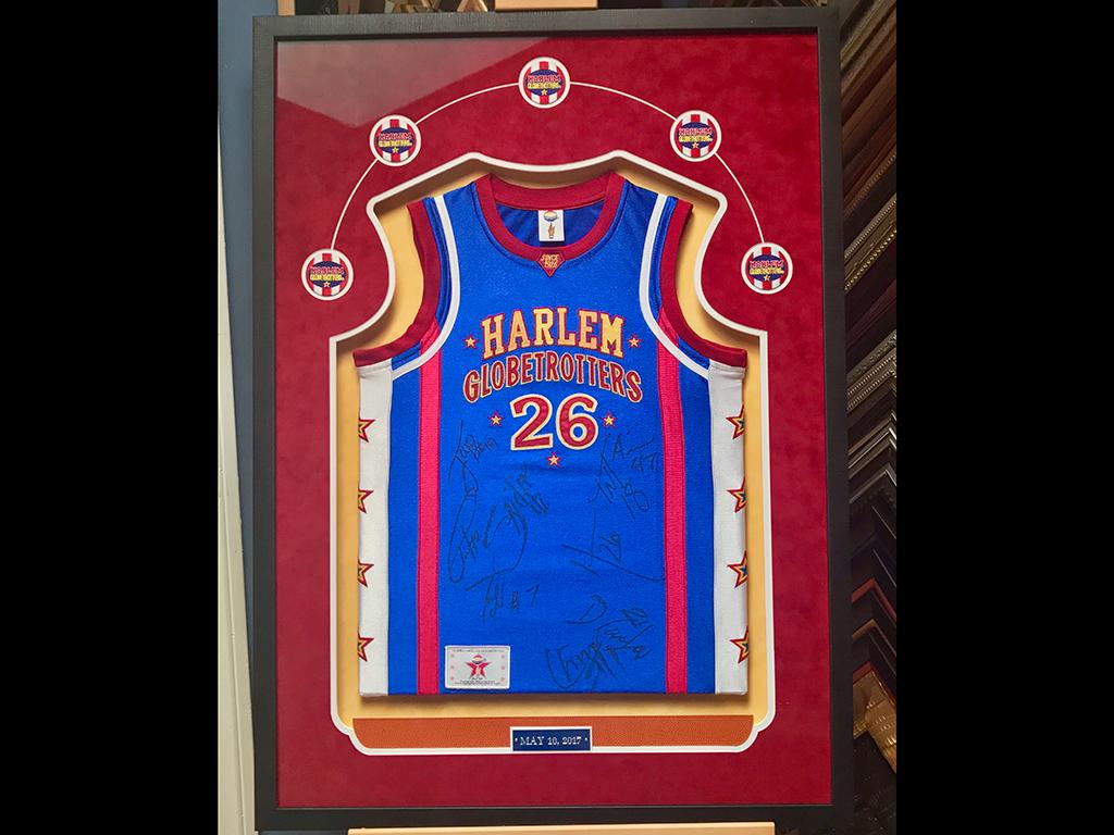Jersey Framing and Memorabilia Custom Framing