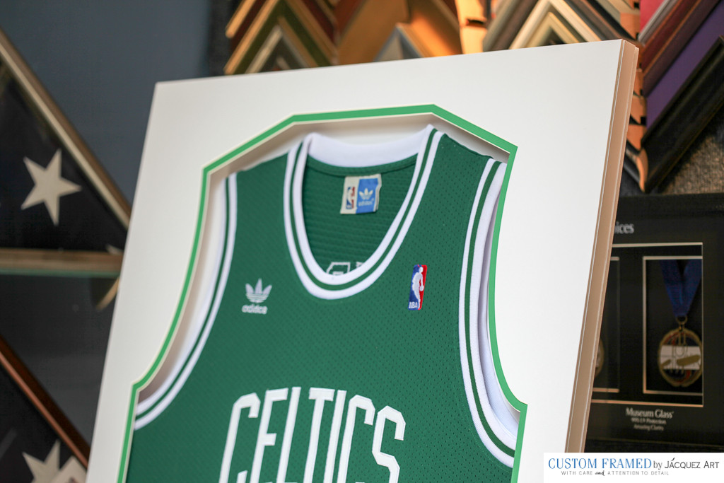Boston Celtics Official Mat Colors
