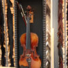 Violin: Framing a musical instrument