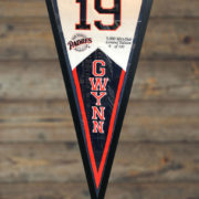 Framing a Baseball Tony Gwynn Pennant
